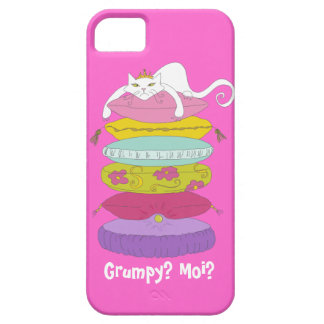 Grumpy Cat funny cartoon iPhone 5 case