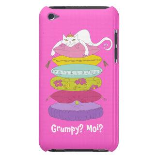 Grumpy Cat funny cartoon iPod Touch case