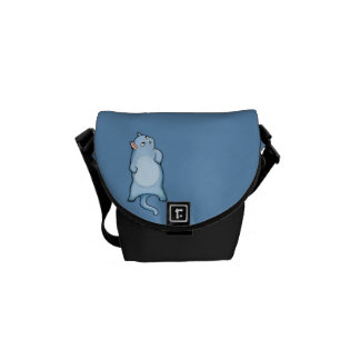 Grumpy Cat George Mini Messenger Bag