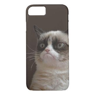 Grumpy Cat Glare iPhone 8/7 Case