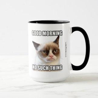 Grumpy Cat™ Good Morning - No Such Thing Mug