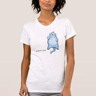 Grumpy Cat Grouchy George Ladies T-shirt