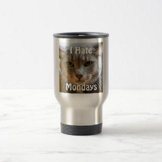 Grumpy Cat Hates Mondays Mug