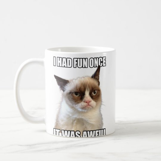 Grumpy Travel Coffee Mug