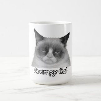 "Grumpy Cat Mug (""Grumpy Cat"" Text)"