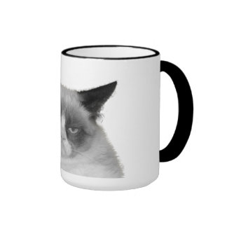 Grumpy Cat Mug No Text