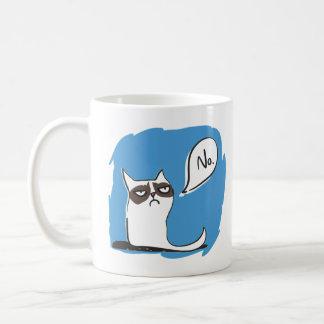 Grumpy Cat NO! Mug