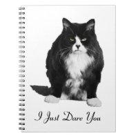 Grumpy Cat Spiral Note Book