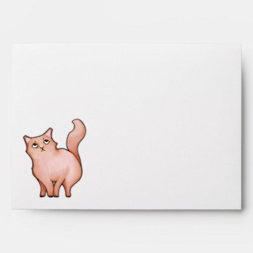 Grumpy Cat Sue A7 Card Envelope