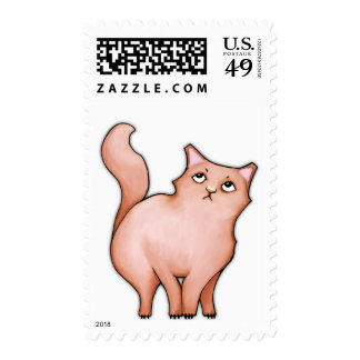 Grumpy Cat Sue Stamp