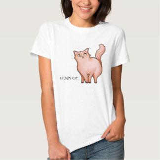 Grumpy Cat Sulky Sue Ladies T-shirt