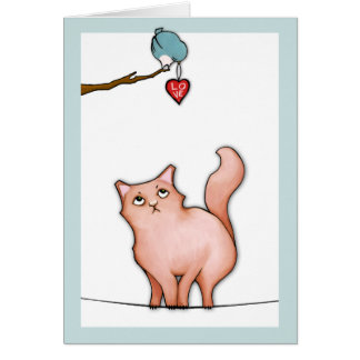 Grumpy Cat Sulky Sue Love Card