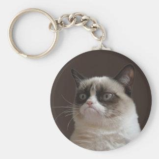 Grumpy Cat - The Grumpy Stare Keychain