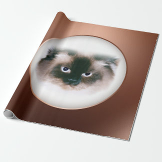 Grumpy Cat Gift Wrapping Paper