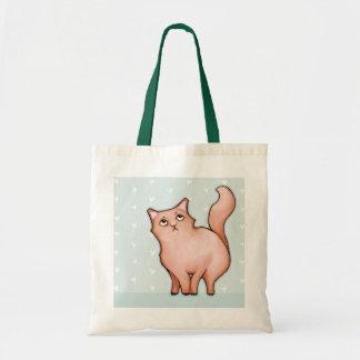 Grumpy Cats Sulky Sue hearts Bag