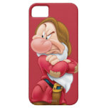 Grumpy Cross Arms iPhone 5 Covers