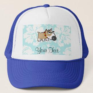 Grumpy Dog, Cute Trucker Hat