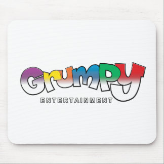 GRUMPY ENTERTAINMENT MOUSE PAD