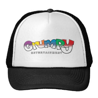 GRUMPY ENTERTAINMENT TRUCKER HAT