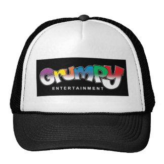 GRUMPY ENTERTAINMENT WEAR TRUCKER HAT