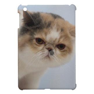 Grumpy Face Cat iPad Mini Covers