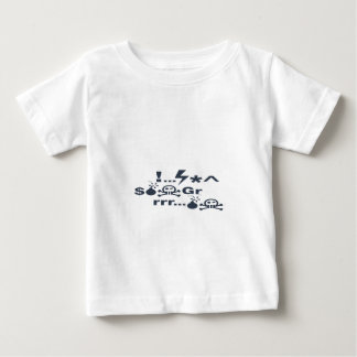 Grumpy Face, Grrrrrrrr products Baby T-Shirt