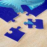 Grumpy Fish Cartoon Jigsaw Puzzles