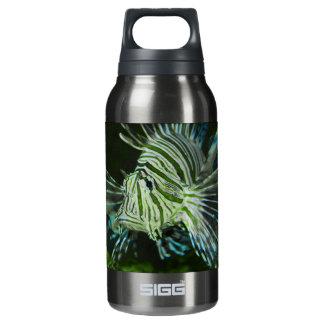Grumpy Fish 10 Oz Insulated SIGG Thermos Water Bottle