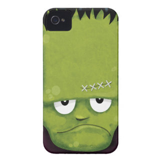 Grumpy Frankenstein iPhone 4 Case-Mate Case