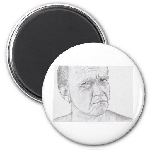 Grumpy Fridge Magnets