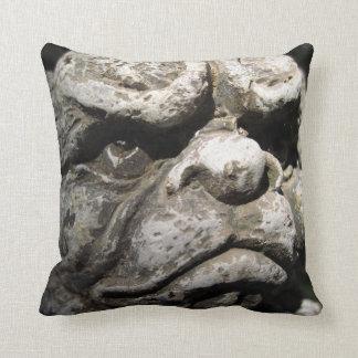 Grumpy Gargoyle Pillow