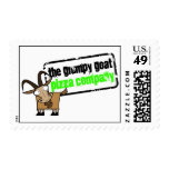 Grumpy Goat Pizza Company Stamps