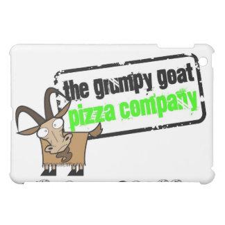 Grumpy Goat Pizza - iPad Case