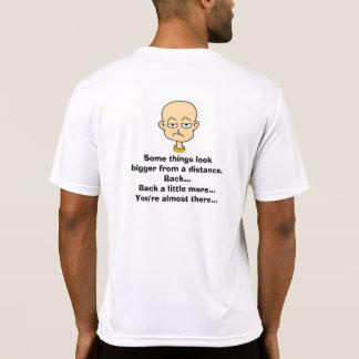 Grumpy Goods - Bigger from a Distance Tee Shirt