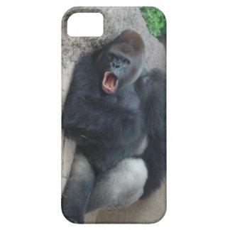 Grumpy Gorilla iPhone 5 Case