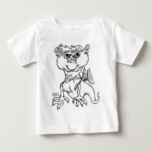 Grumpy Griffin Baby T-Shirt