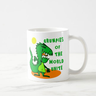 Grumpy Grumpy Coffee Mug