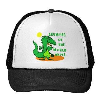 Grumpy Grumpy Trucker Hat