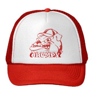 """GRUMPY"" TRUCKER HAT"