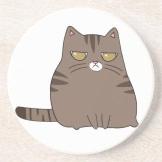 Grumpy Kitty Coaster