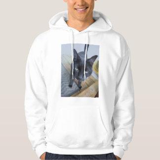 Grumpy Kitty Hooded Sweatshirt