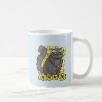 Grumpy Kitty Mug Plain
