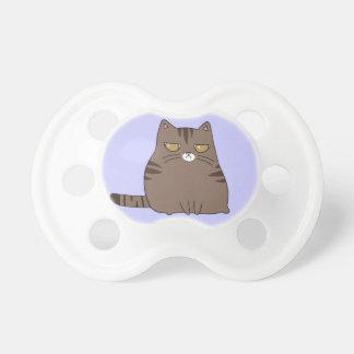 Grumpy Kitty Pacifier