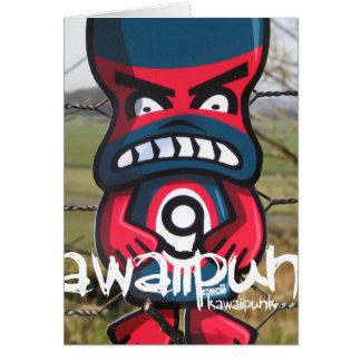 Grumpy Mascot Cards