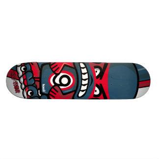 Grumpy Mascot Skateboard Decks