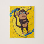 Grumpy Monkey Jigsaw Puzzles