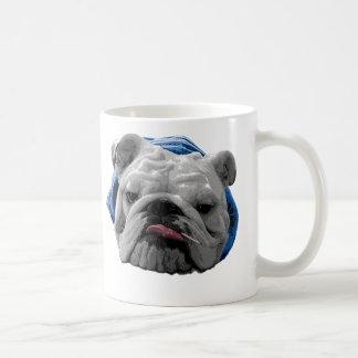 Grumpy Dog Face