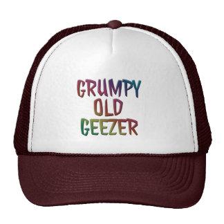 Grumpy Old Geezer Hats n Caps