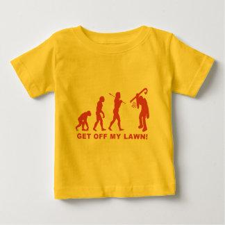 Grumpy Old Man Baby T-Shirt