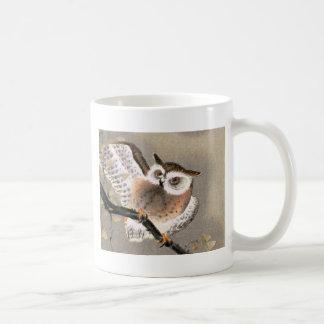 Grumpy Owl Coffee Mug